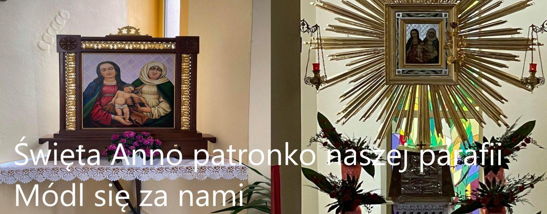 Parafia św. Anny Ropczyce-Chechły
